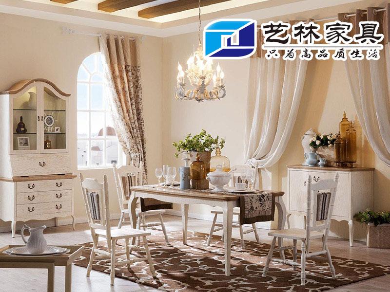 高端实木家具,用户满意城市之窗地中海风格家具推荐
