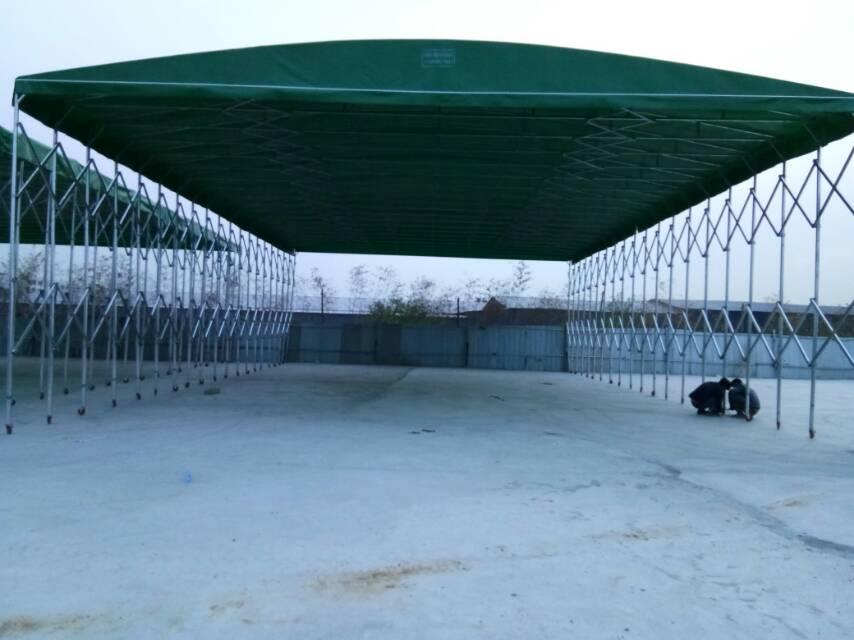 平顶山推拉篷-河南制作精巧的推拉篷供应