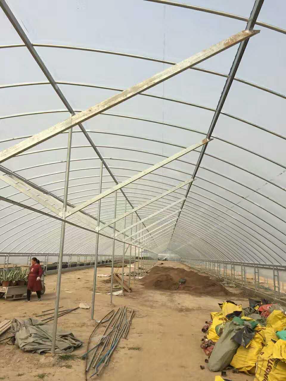 满天星农业科技专业承建养殖大棚-洛阳养殖大棚厂家