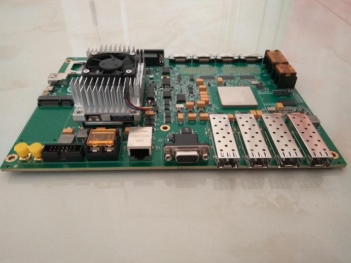 天津GPU/TX2 FPGA深度学习加速系统厂家直销|Cameralink高端大气