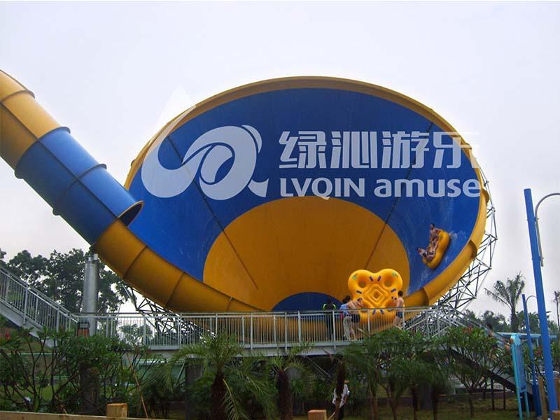 大喇叭滑梯生產廠家-廣州銷量好的大喇叭滑梯