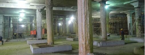 逆作法施工 |人防工程施工 |地下空间施工单位