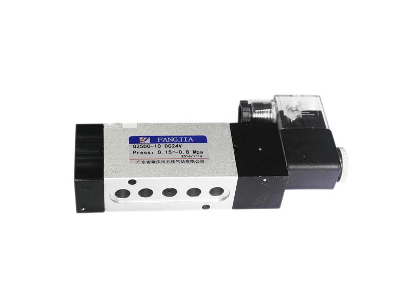 电磁方向阀图片-供应广东专业的板接式电磁阀