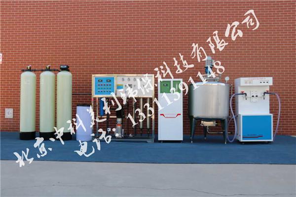 尿素液设备加盟专业提供-厂家批发玻璃水设备