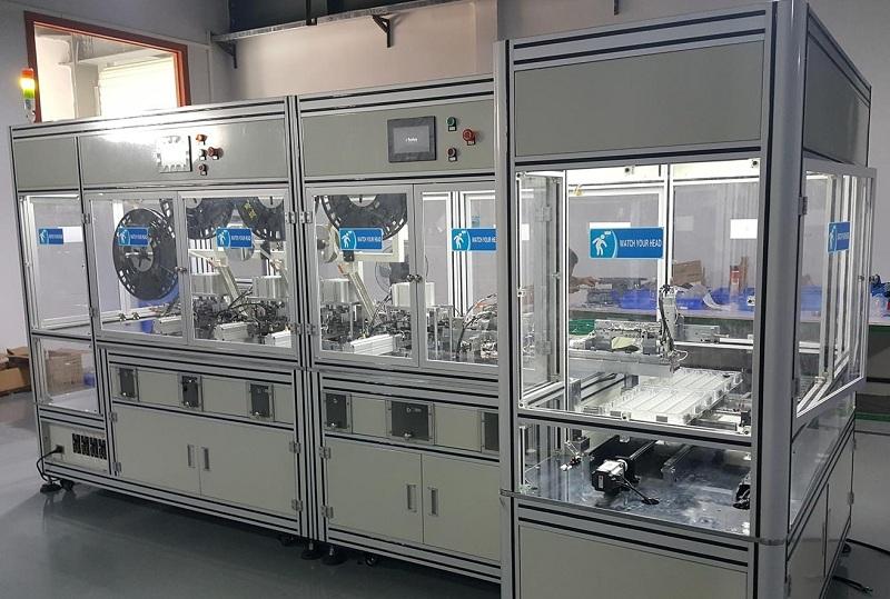 东莞品牌好的连接器自动机供销|吉安连接器自动机械设备工厂