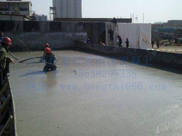 泡沫混凝土批发价格-河南优良泡沫混凝土供应商