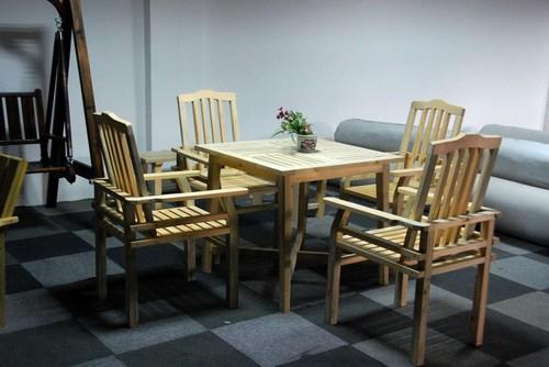 防腐木桌椅生产厂-新疆防腐木桌椅供货商
