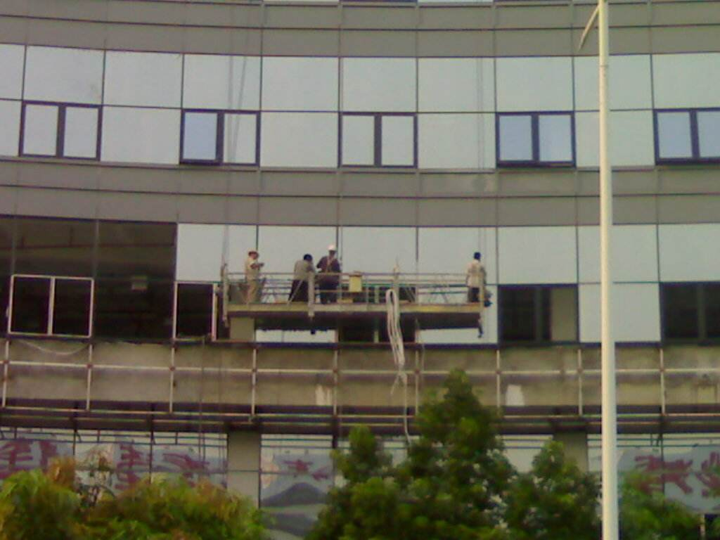 玻璃幕墙维保——可靠的幕墙维保服务公司当选广州鑫海建筑幕墙工程