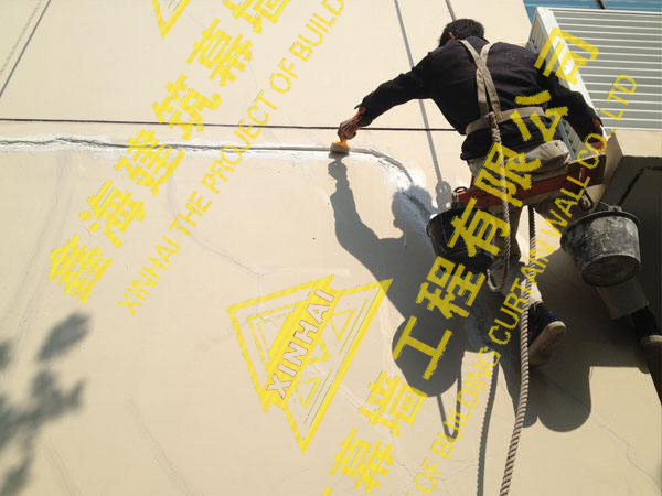 窗台漏水维修找哪家_广州鑫海建筑幕墙工程供应信誉好的外墙防水补漏