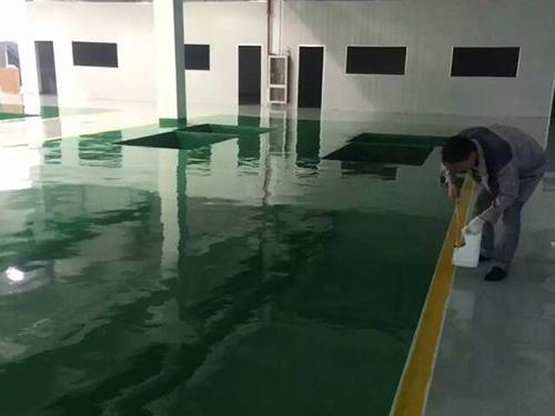 环氧地坪漆工程施工价格 广东环氧地坪漆工程