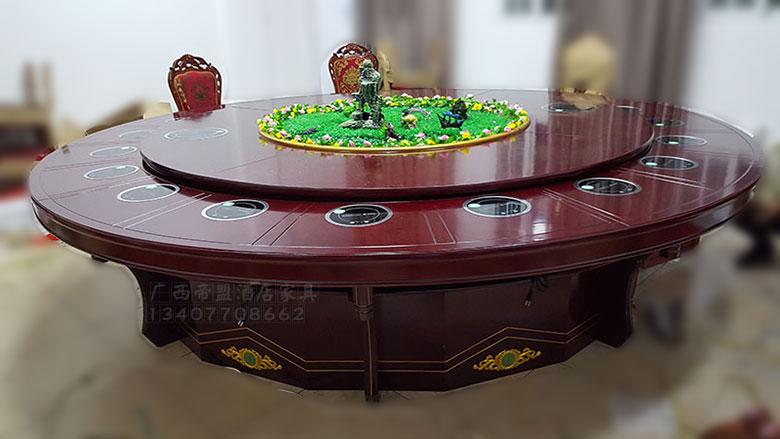 广西酒店餐桌-南宁新品广西酒店家具,认准广西帝盟家具