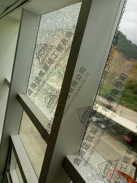 幕墙玻璃维修公司——正规的中山外幕墙维修广东哪里有