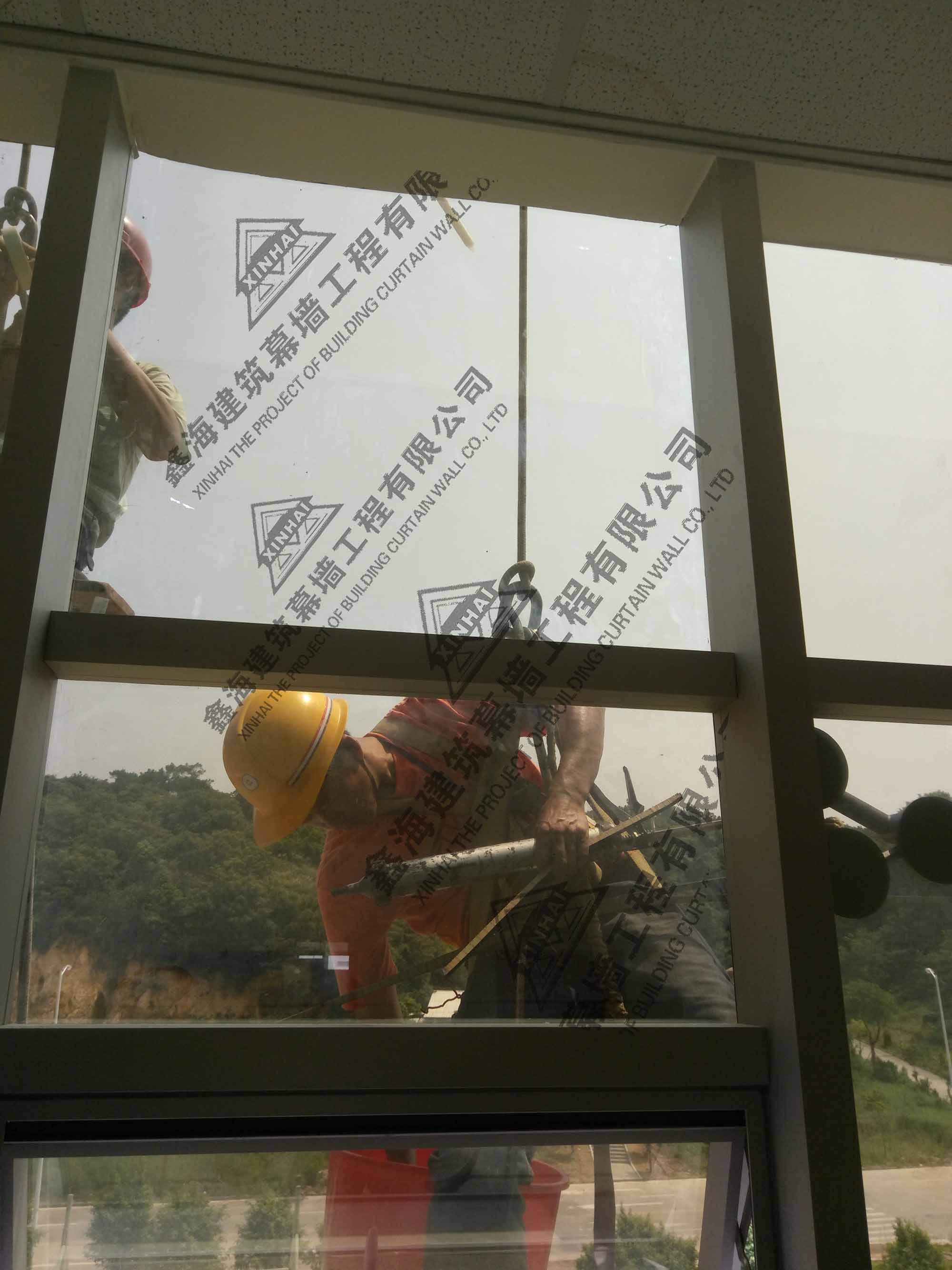 广州专业的中山外幕墙维修-长安幕墙维修