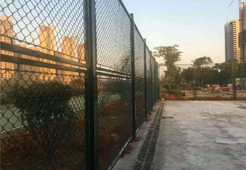 广西球场围网安装-广西有品质的广西篮球场围网服务商