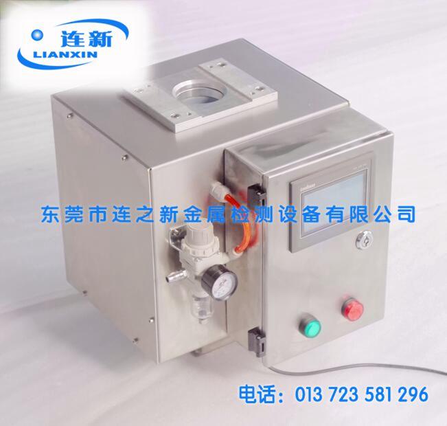 優質的塑料顆粒金屬分離器金屬剔除機-東莞熱賣的金屬分離器感應線圈出售