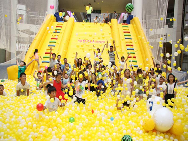 室内海洋球池乐园,专业提供百万海洋球池场馆品牌合作