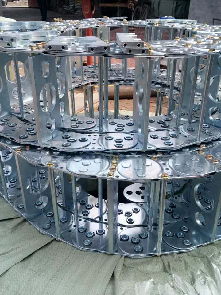 沧州巨锐机械_优良河北钢制拖链厂商|深圳TL型钢铝拖链
