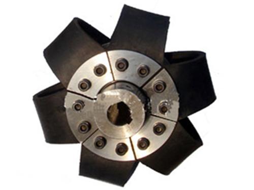 供应河北厂家直销的轮胎联轴器——lak鞍形块弹性联轴器价格