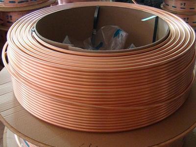 空调铜管供货厂家-武汉奔捷专业供应空调铜管
