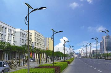 柳州太阳能路灯_节能广西 太阳能路灯当选广西金光芒