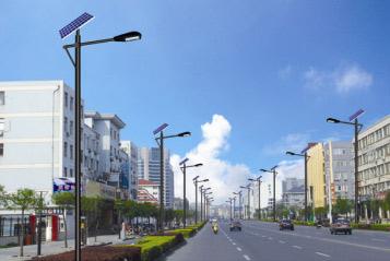 廣西桂林太陽能路燈6米-桂林太陽能路燈價格