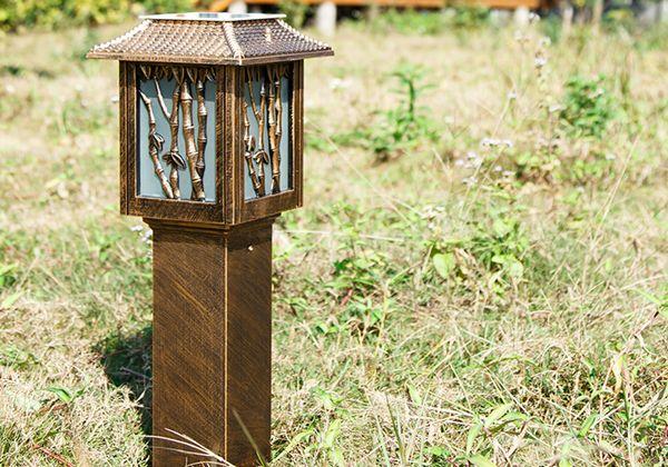 广西北海草坪庭院灯厂家批发价格