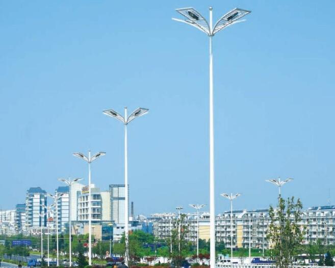 柳州30米高桿燈廠家_柳州升降式高桿燈價格