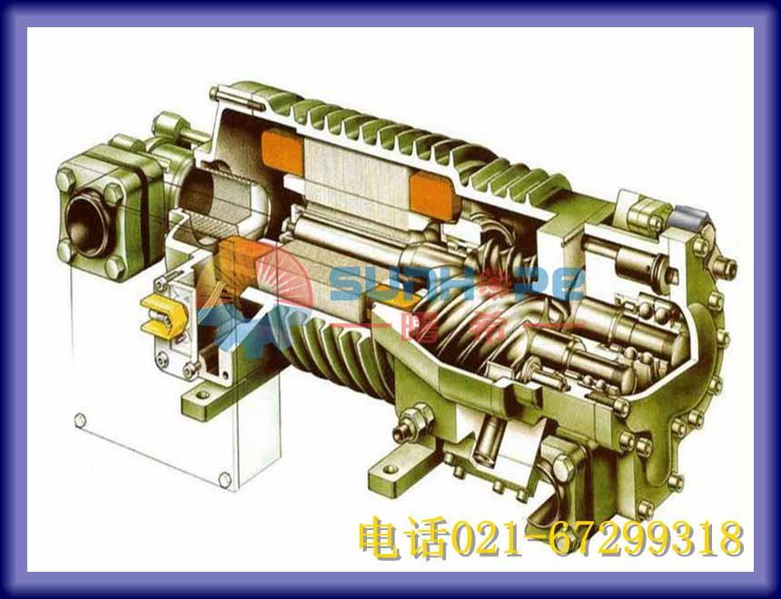 上海价位合理的德国比泽尔螺杆压缩机哪里买|汉钟压缩机