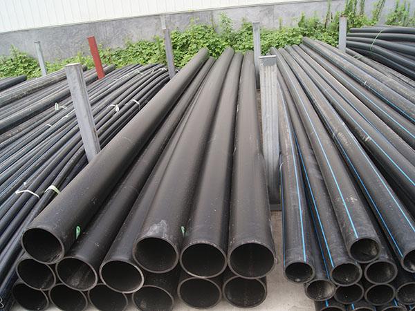 买韧性强的排水管就到腾远塑业有限公司-宁夏HDPE排水管
