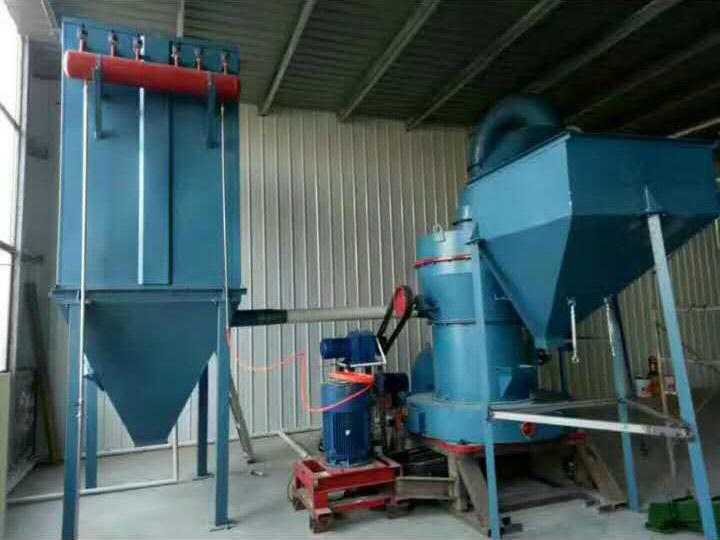 平凉雷蒙磨粉机_银川少重机械提供有品质的雷蒙磨粉机