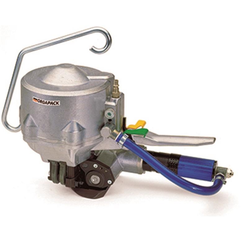 智能的鐵扣式氣動鋼帶打包機-價位合理的鐵扣式氣動鋼帶打包機供應信息