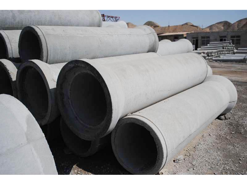 甘肃钢筋混凝土管 兰州启晨建材质量好的钢筋混凝土管供应