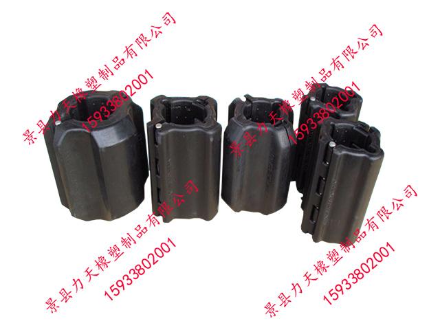 耐油耐磨石油油管橡胶扶正器直接生产厂家