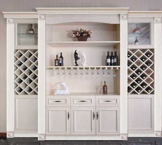 兰州整体橱柜设计-兰州欧美嘉建材提供的整体橱柜定制服务