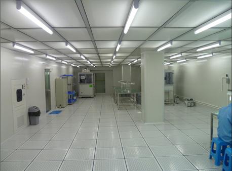 海博尔智能净化工程公司——只做优质硅晶片厂房洁净空调系统设计