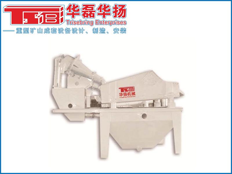 LX螺旋洗沙机-华磊华扬机械供应质量好的洗砂机