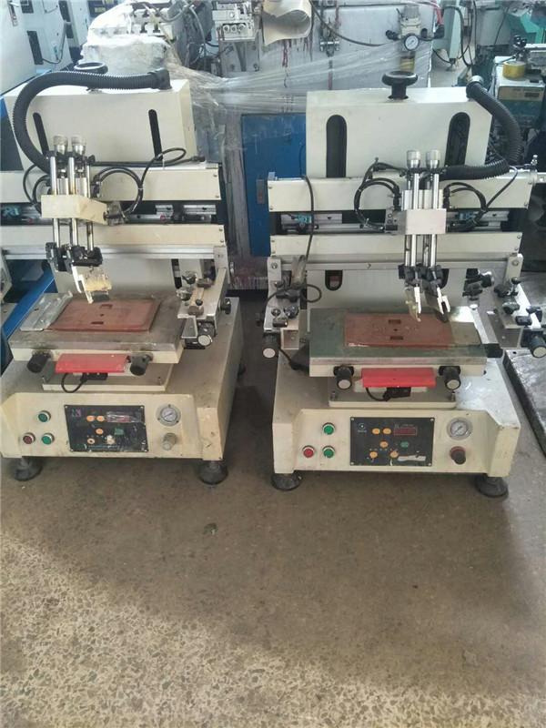 东莞二手丝印机批量出售|惠州二手丝印机