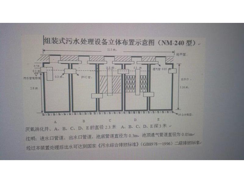 兰州污水处理设备 兰州耐腐特建材提供有品质的污水处理设备