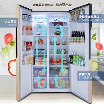 荔城海信冰箱|莆田地区品牌好的海信智能冰箱供应商