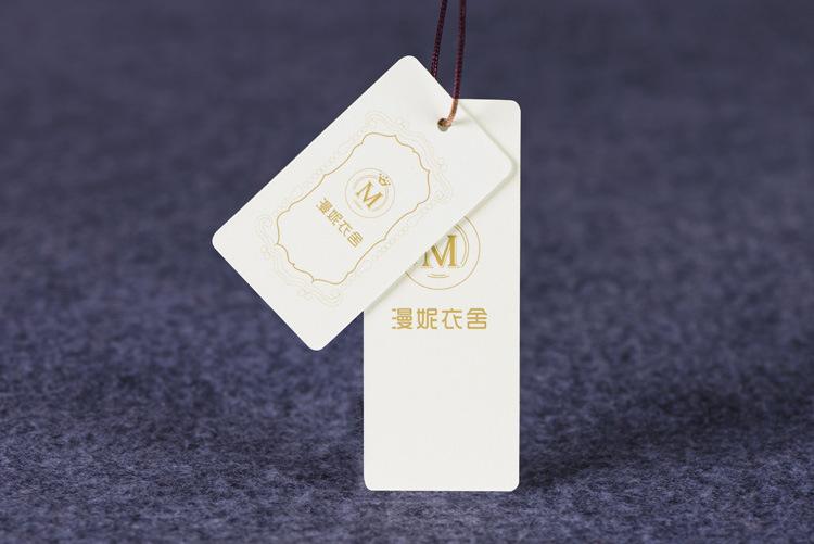 广州高档服装吊牌公司 广州高档服装吊牌印刷产品信息