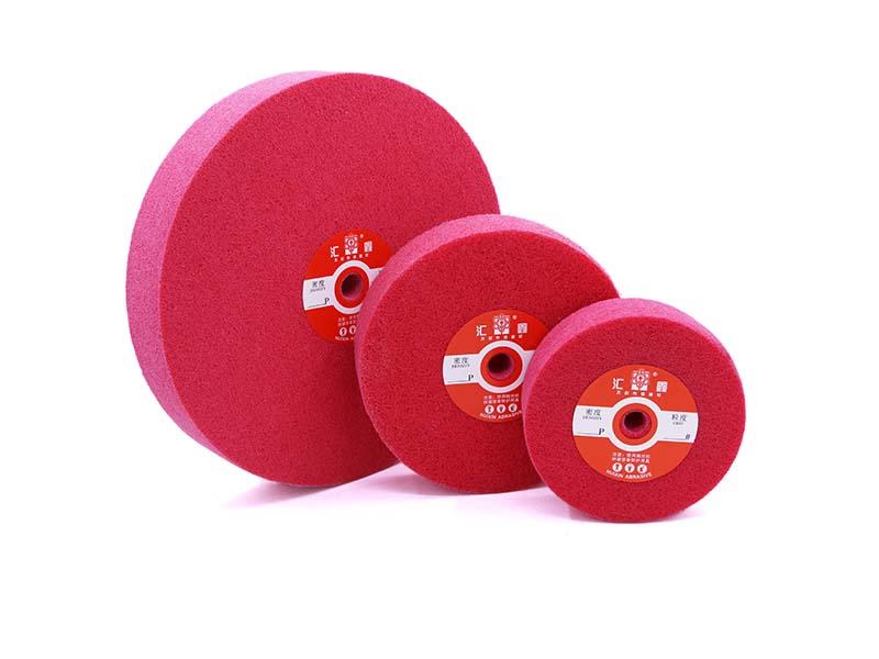 浙江耐用的电镀专用拉丝轮哪里有供应_纤维尼龙轮