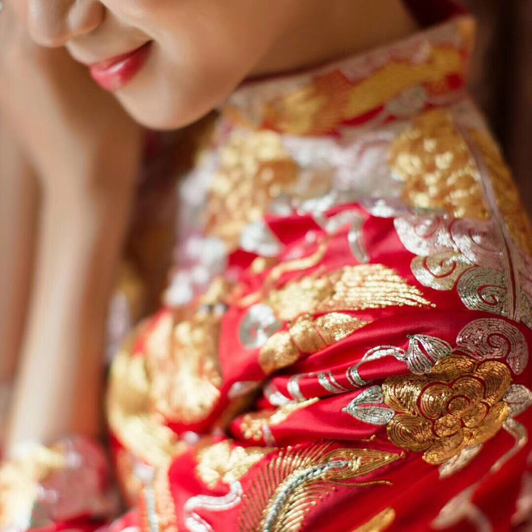 具有口碑的中式礼服价格范围 中式礼服
