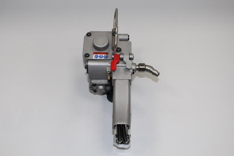 新款气动钢带打包机在哪可以买到,南京气动钢带打包机公司