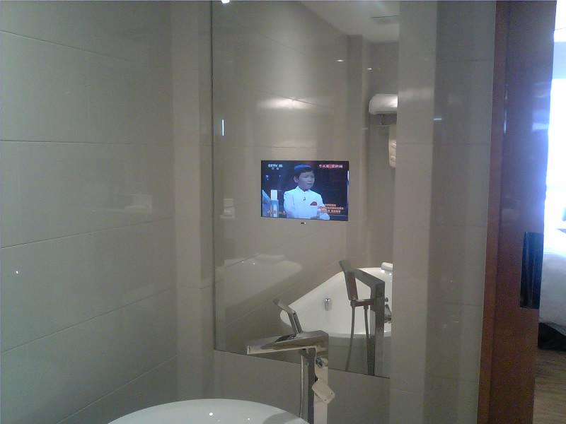 [曠世電子]浴室電視_品質保證 海南浴室電視采購