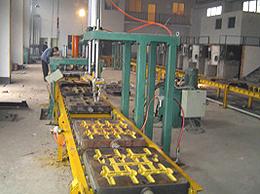 耐用的覆膜砂线体盛大鑫科机械制造供应-优质的覆膜砂线体