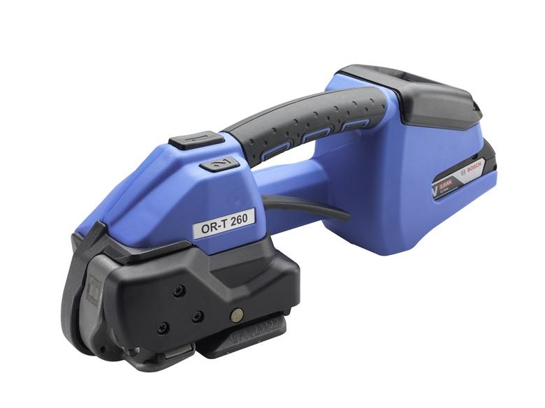 選購質量可靠的OR-T260電動打包機就選上海翼德包裝-淮安OR-T260電動打包機生產廠家