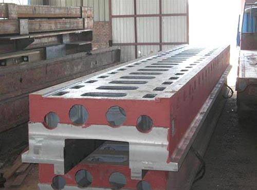 【厂家推荐】质量良好的机床铸件动态——数控落地镗床