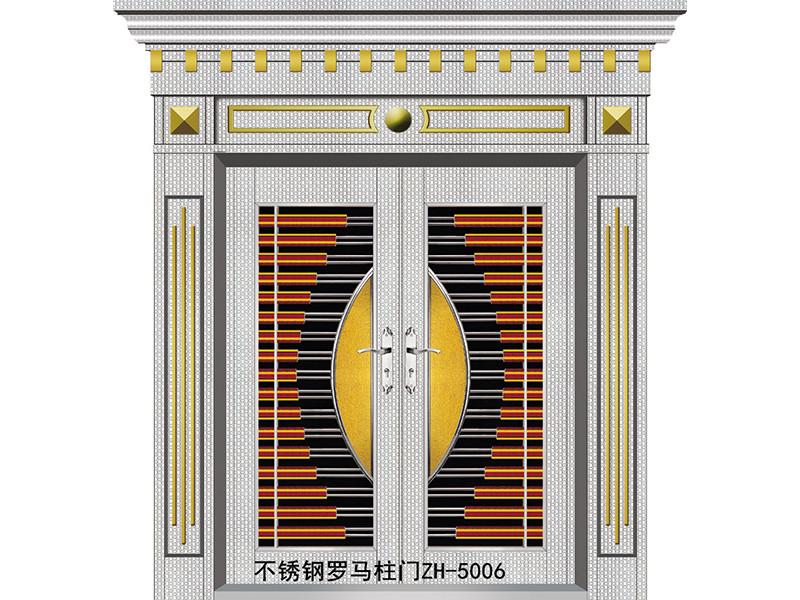 不锈钢罗马柱门厂家-高品质不锈钢罗马柱门价格