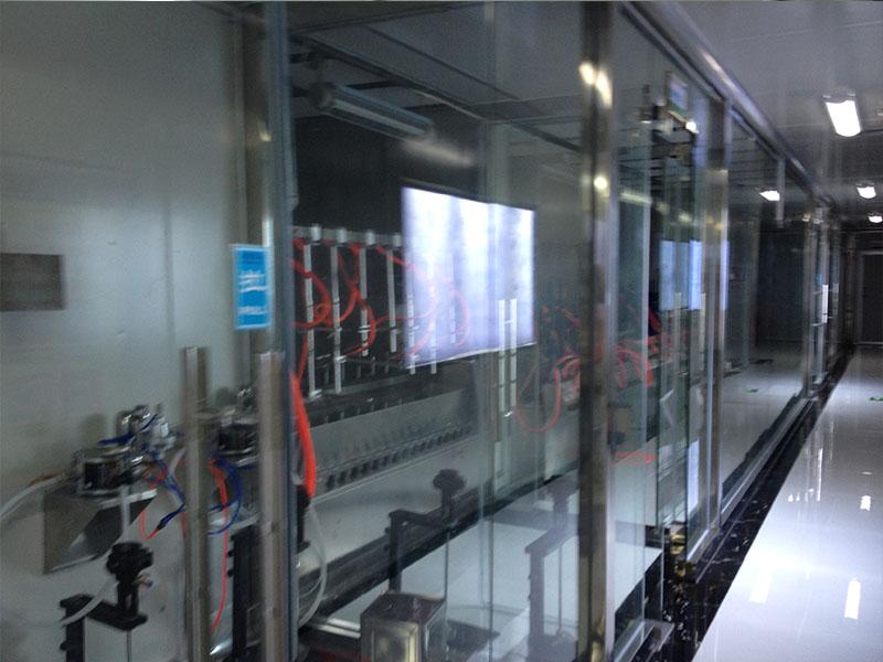 體育器材自動噴漆線