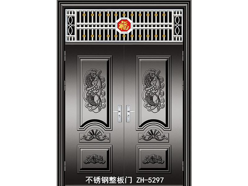 整板门什么牌子好-口碑好的不锈钢整板门供应商